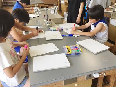 小学校・幼稚園・児童館の工作教室やワークショップで!